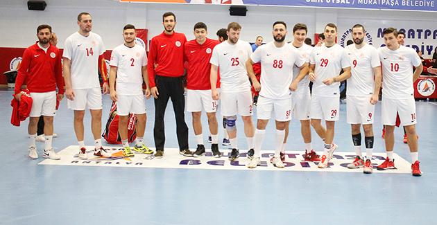 Antalyaspor 29 – 23 Aziziye Belediyesi