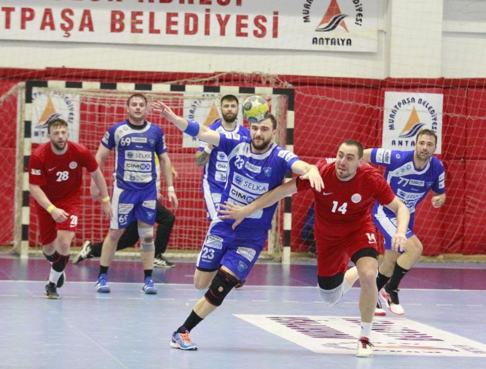 Antalyaspor 22 – 24 Selka Eskişehir