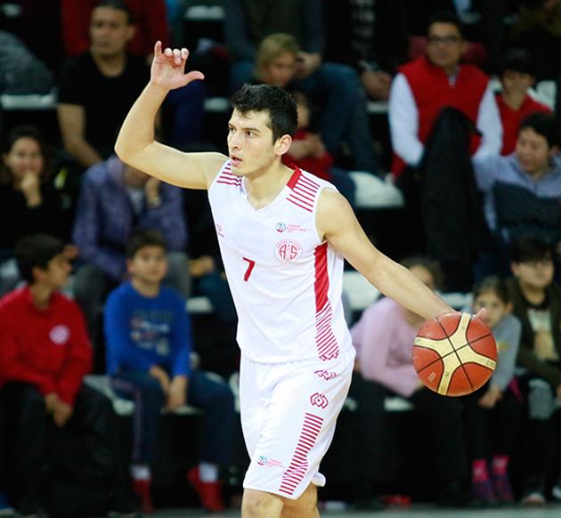 Antalyaspor 77 – 70 Samsun BŞB Anakent