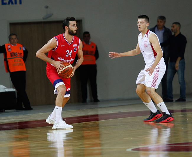 Bahçeşehir Koleji 90 – 74 Antalyaspor
