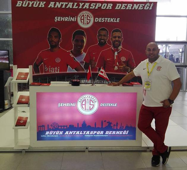 Büyük Antalyaspor Derneği'nden TFF'ye Fikstür Eleştirisi