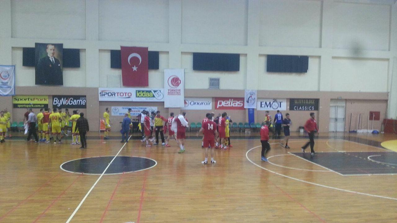 Göztepe 29 – 26 Antalyaspor