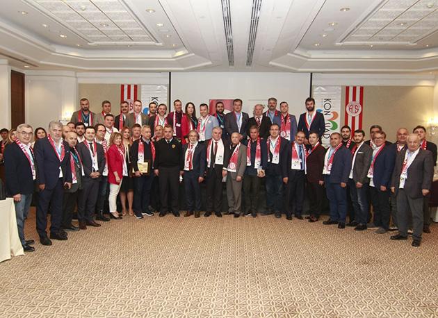 KONYSİAD, Antalyaspor'u Ağırladı