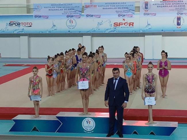 Antalyaspor'dan Mersin'de Bir Derece Daha