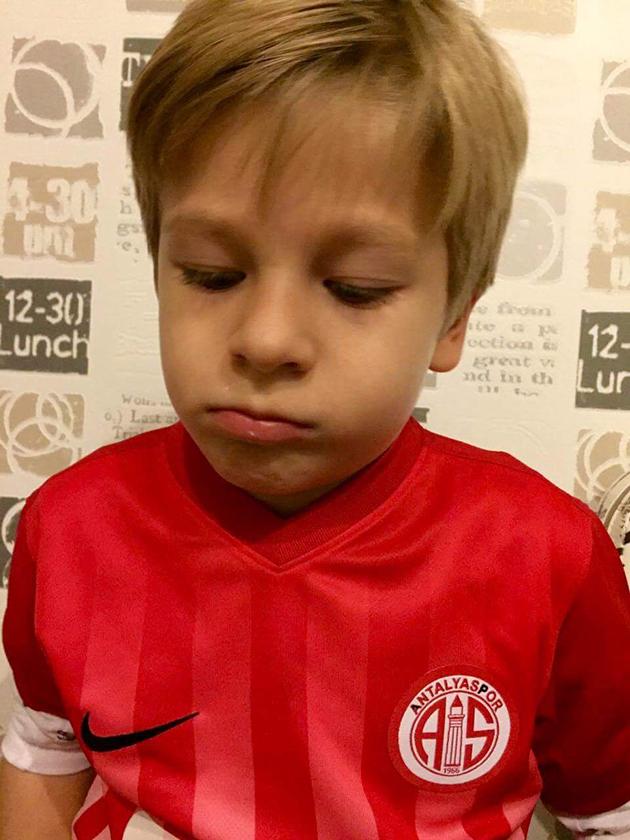 Alim'in Gözyaşları Sivasspor Maçına Damga Vurdu