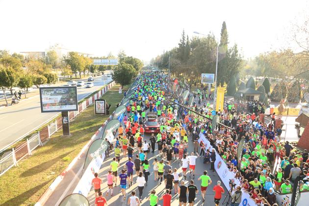 Yarın Antalya'da Bazı Yollar Kapalı