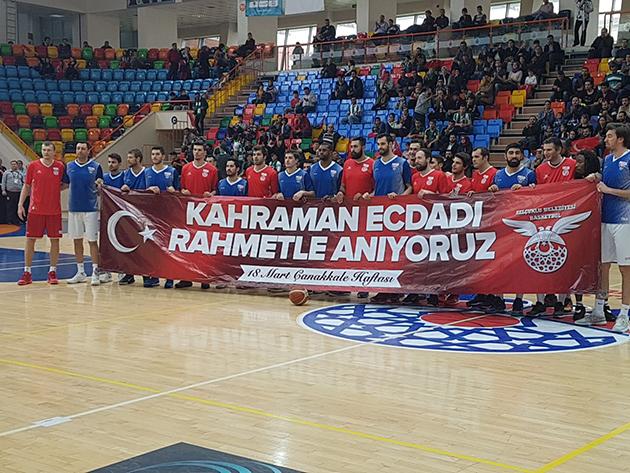 Selçuklu Belediyesi 73 – 67 Antalyaspor
