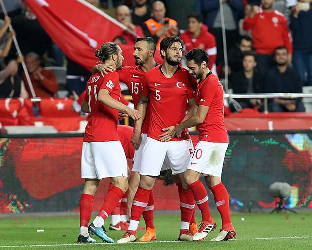 Türkiye 1 – 0 İrlanda Cumhuriyeti
