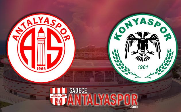 Antalyaspor – A. Konyaspor (İSTATİSTİK)