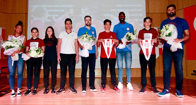 Basketbol Takımı, Mektebim Koleji'nin Konuğu Oldu