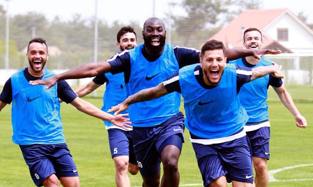 Fenerbahçe Hazırlıkları Fazla Çalışmayla Sürüyor