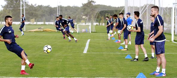 Trabzonspor Hazırlıkları Devam Ediyor
