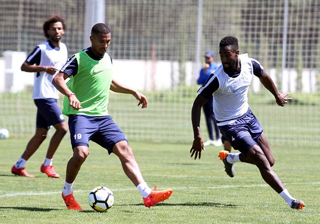 Antalyaspor, Karabükspor Hazırlıklarını Sürdürdü