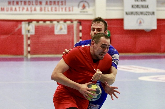 Antalyaspor 23 – 25 Merzifon Belediyesi