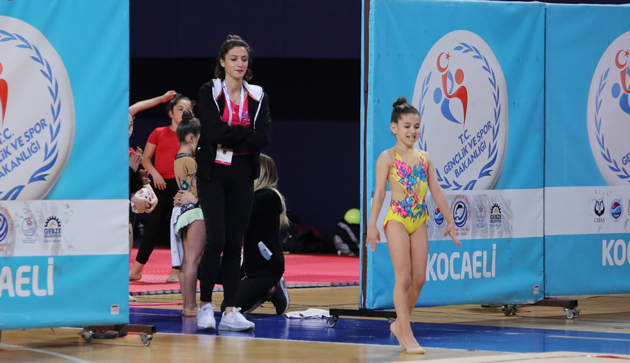 Antalyaspor, Kocaeli'de Yapılan Türkiye Şampiyonasına Katıldı
