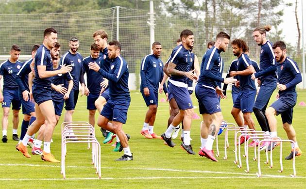 Antalyaspor'da Konyaspor Öncesinde Altı Eksik