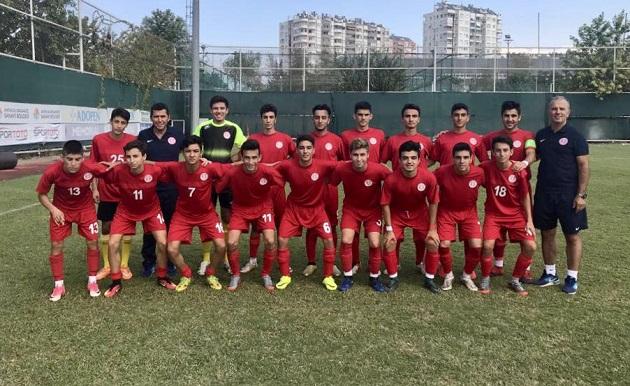Antalyaspor Türkiye Şampiyonası'nda