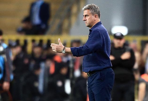 """Hamzaoğlu: """"Moral Bozmadan Trabzonspor'a Hazırlanacağız"""""""