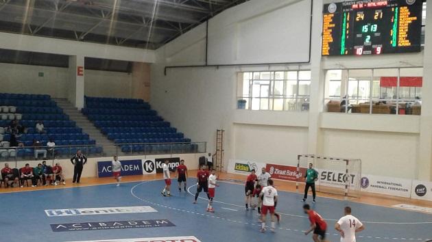 MYK Hentbol 31 – 29 Antalyaspor