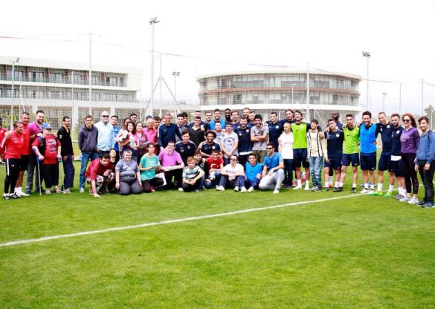 Özel Öğrenciler Antalyaspor'a Konuk Oldu