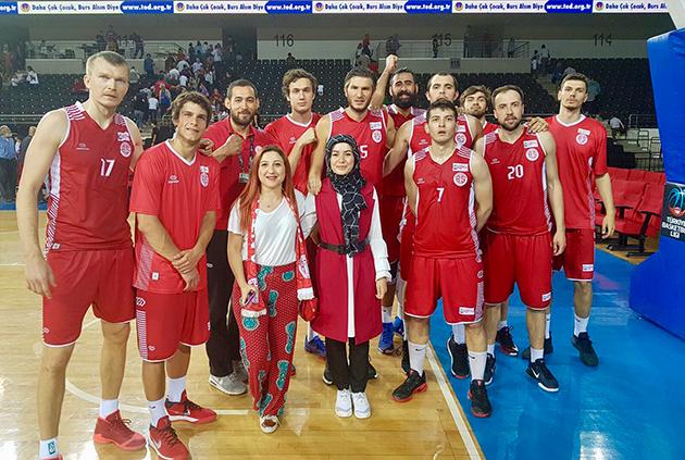TED Ankara Kolejliler 77 – 82 Antalyaspor