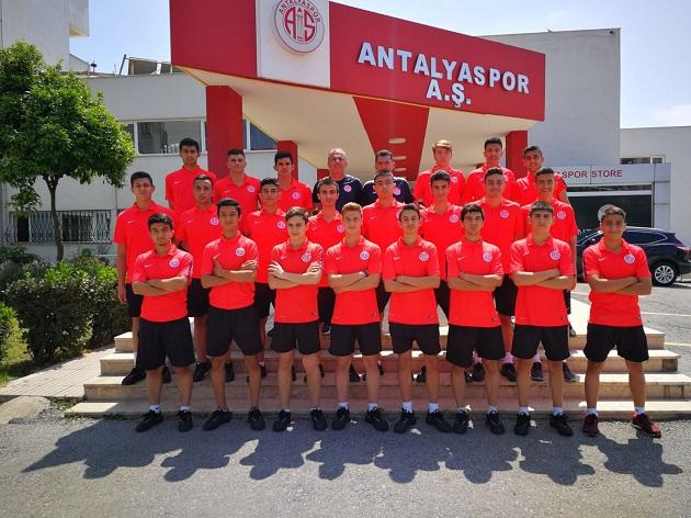 Antalyaspor U16 Takımının Rakipleri Belli Oldu