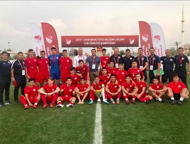 Antalyaspor Türkiye İkincisi Oldu