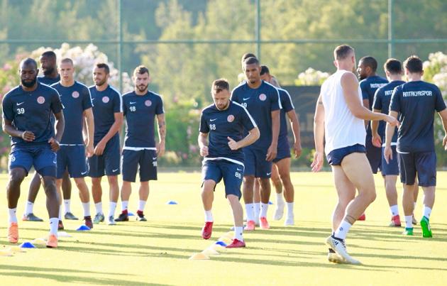 Antalyaspor'da Alanyaspor Hazırlıkları Tamamlandı