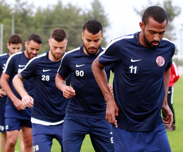 Antalyaspor'da Gençlerbirliği Hazırlıkları Sürüyor