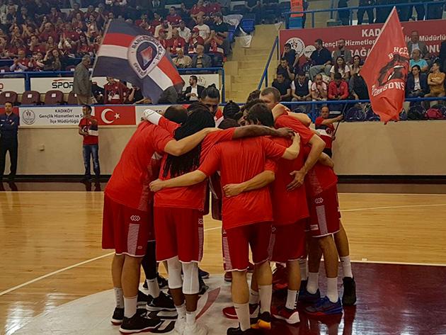 Bahçeşehir Koleji 74 – 66 Antalyaspor