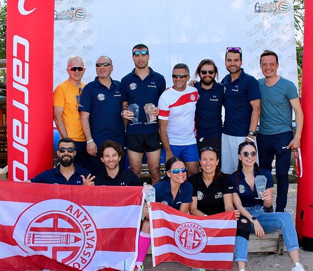 Antalyaspor Triatlon Takımı Alanya'da Mücadele Edecek