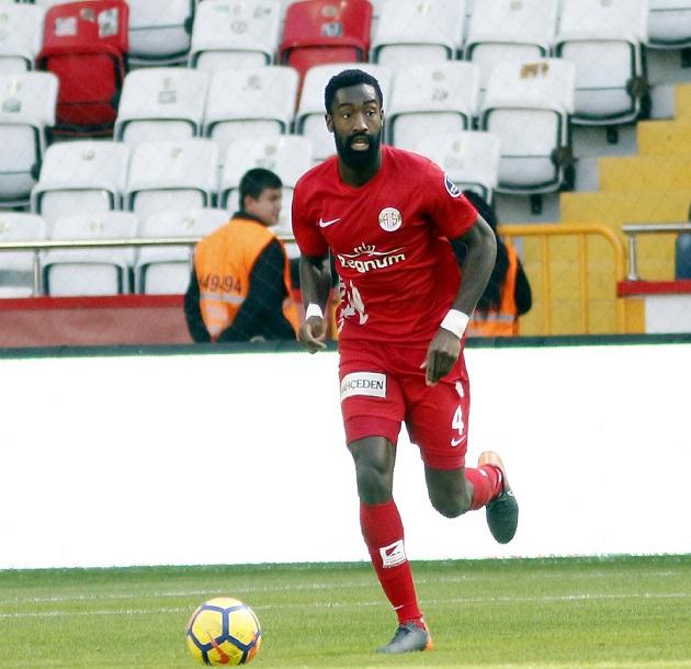 Antalyaspor'da Djourou Ayrılığı