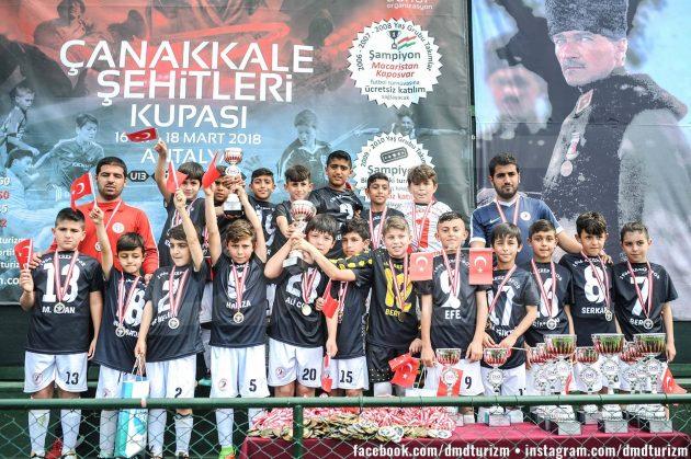 1966 Akrepspor'dan Muhteşem Başarı