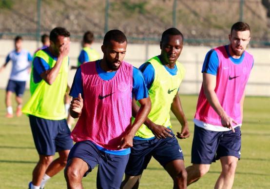 Antalyaspor Sezonun İlk Hazırlık Maçına Çıkıyor