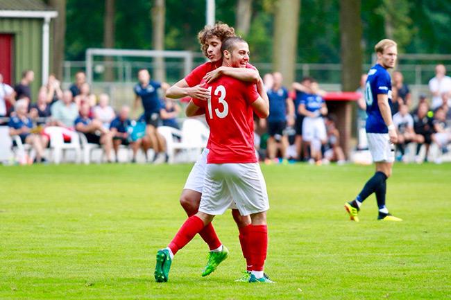 Antalyaspor Hollanda'daki İlk Maçından Galip Ayrıldı