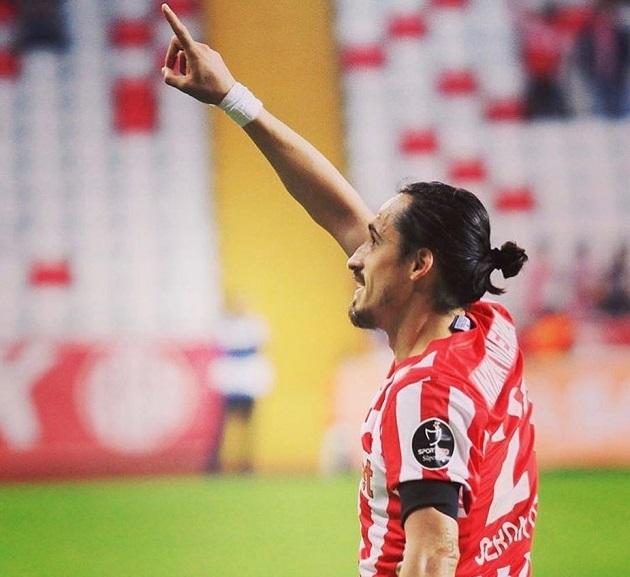 Serdar Özkan Antalyaspor'da