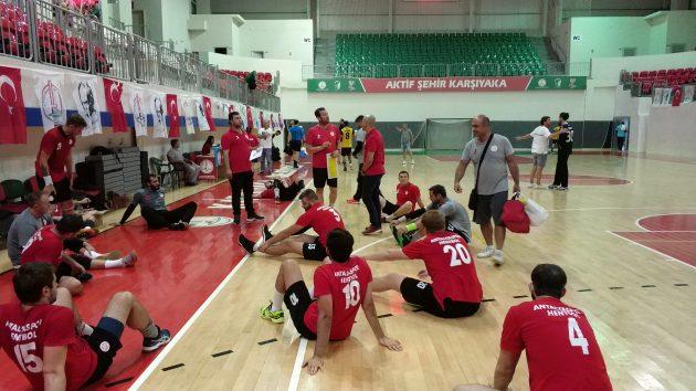 Antalyaspor Hakemleri Geçemedi: 22-25