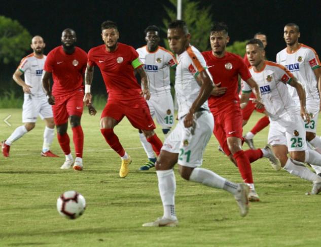 Antalyaspor Son Dakikalarda Alanyaspor'a Kaybetti