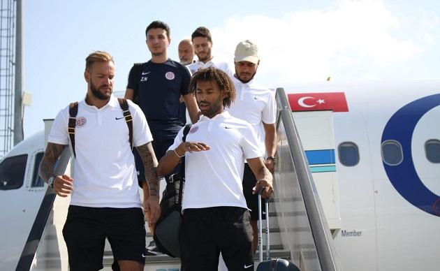 Beşiktaş Maçının 20 Kişilik Kadrosu Belli Oldu