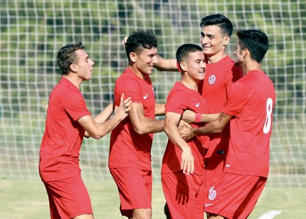 Antalyaspor, Konyaspor İle Berabere Kaldı:1-1