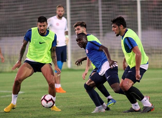 Antalyaspor'da Kayserispor Hazırlıkları Başladı