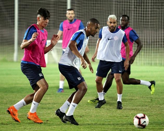 Antalyaspor'da Konyaspor Hazırlıkları Başladı