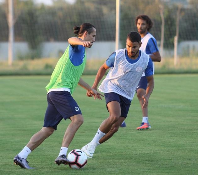 Antalyaspor'da Beşiktaş Hazırlıkları Sürüyor