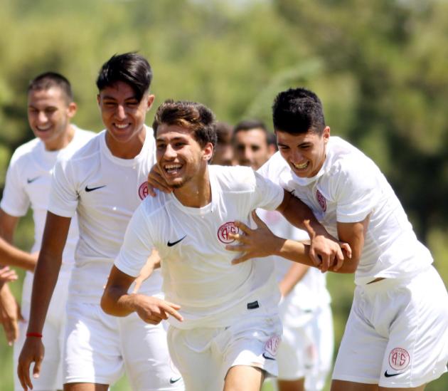 Antalyaspor, Gelişim Liglerinde Haftayı Namağlup Kapadı