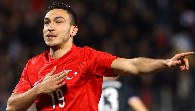 Antalyaspor Mevlüt Erdinç'i Kiraladı