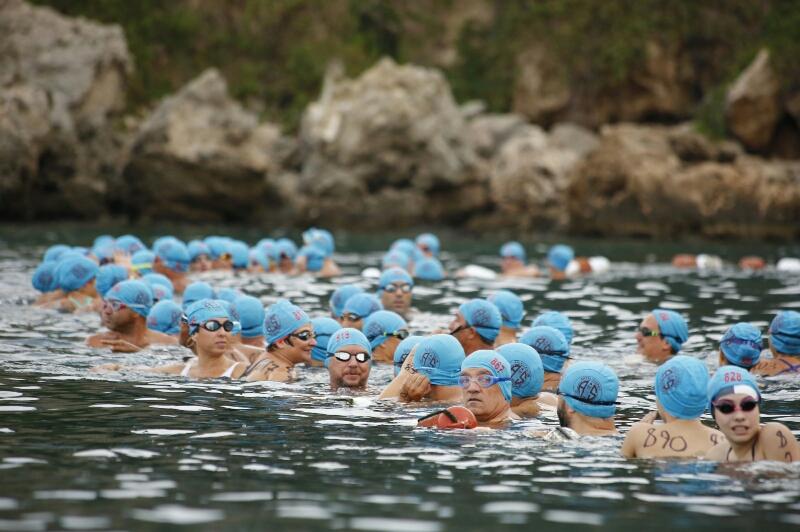 Antalyaspor Yaz Kupası Açıksu Yüzme Yarışları İle Sona Erdi