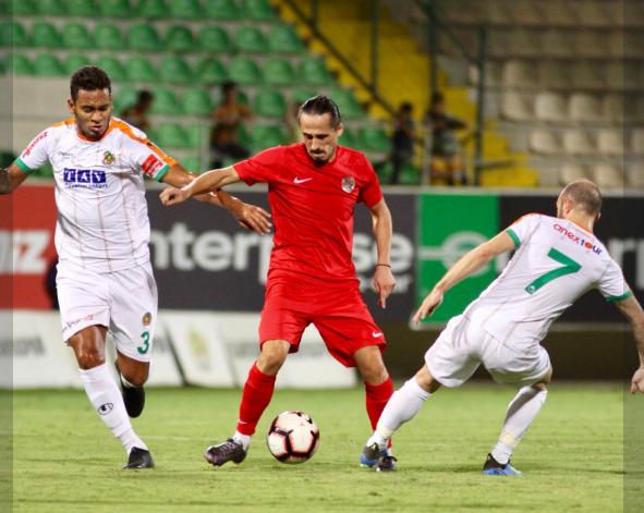 Antalyaspor Hazırlık Maçından Beraberlikle Ayrıldı