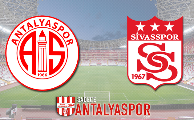 Antalyaspor – DG Sivasspor (MAÇ KADROSU)