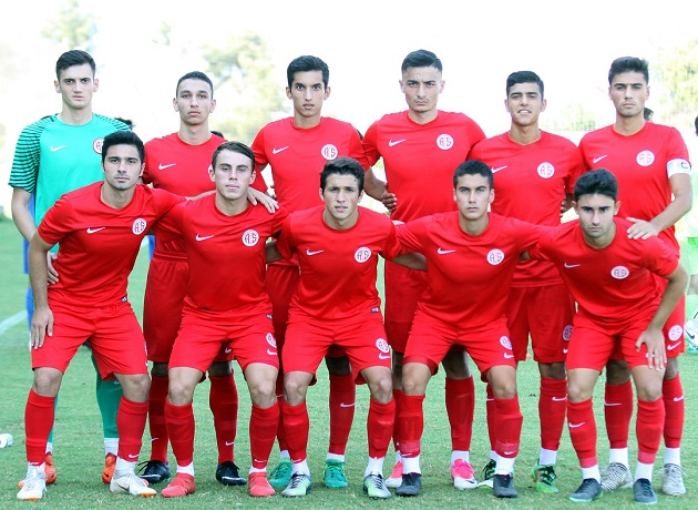 Antalyaspor Farklı Galip: 5-1