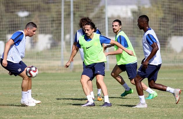 Antalyaspor Kupa Hazırlıklarına Başladı